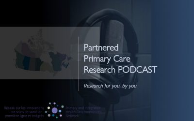 Partnered Primary Care Research PODCAST – Episode 4 now available!